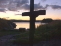 Cross at Dawn