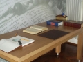 Scripture Room Writing Table