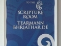 Welcome to the Scripture Room