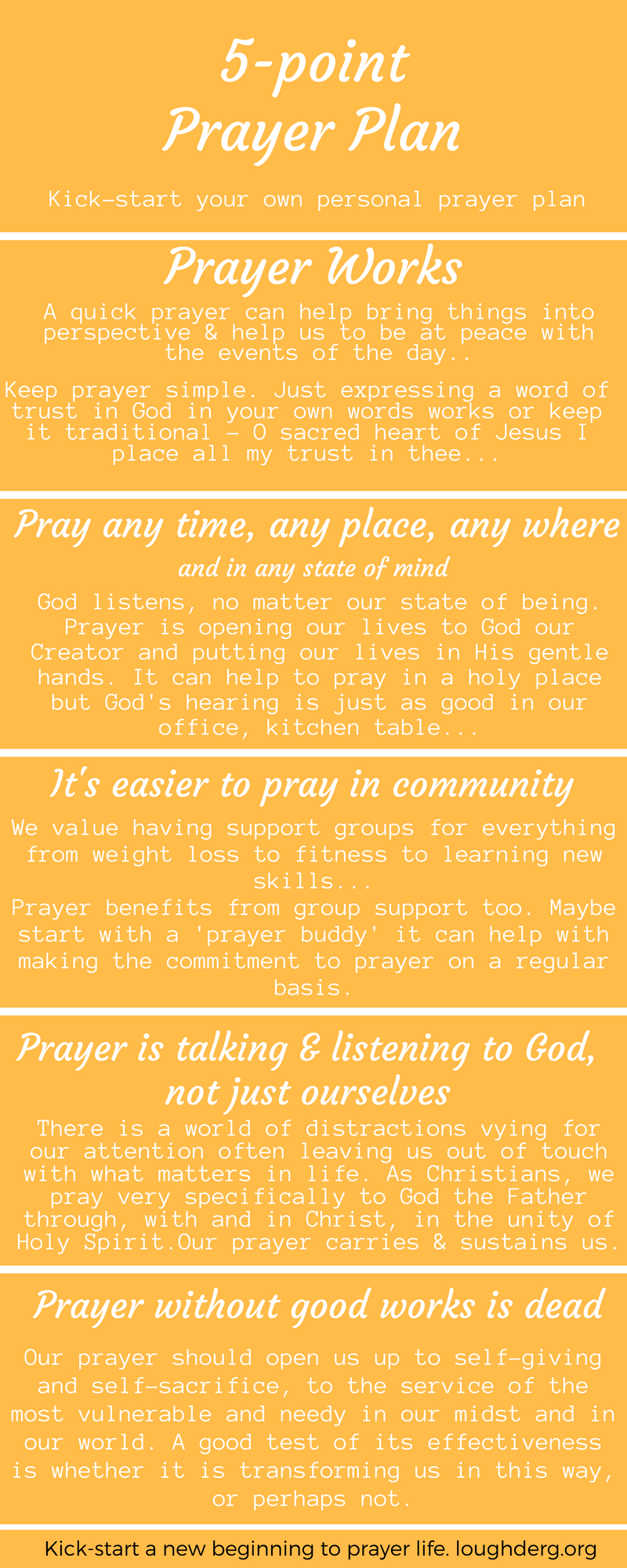 C prayer help with the tough questions fr eamonn conway insights in his 5 point prayer plan as published here as at november 28th 2017 and the lough derg website malvernweather Gallery