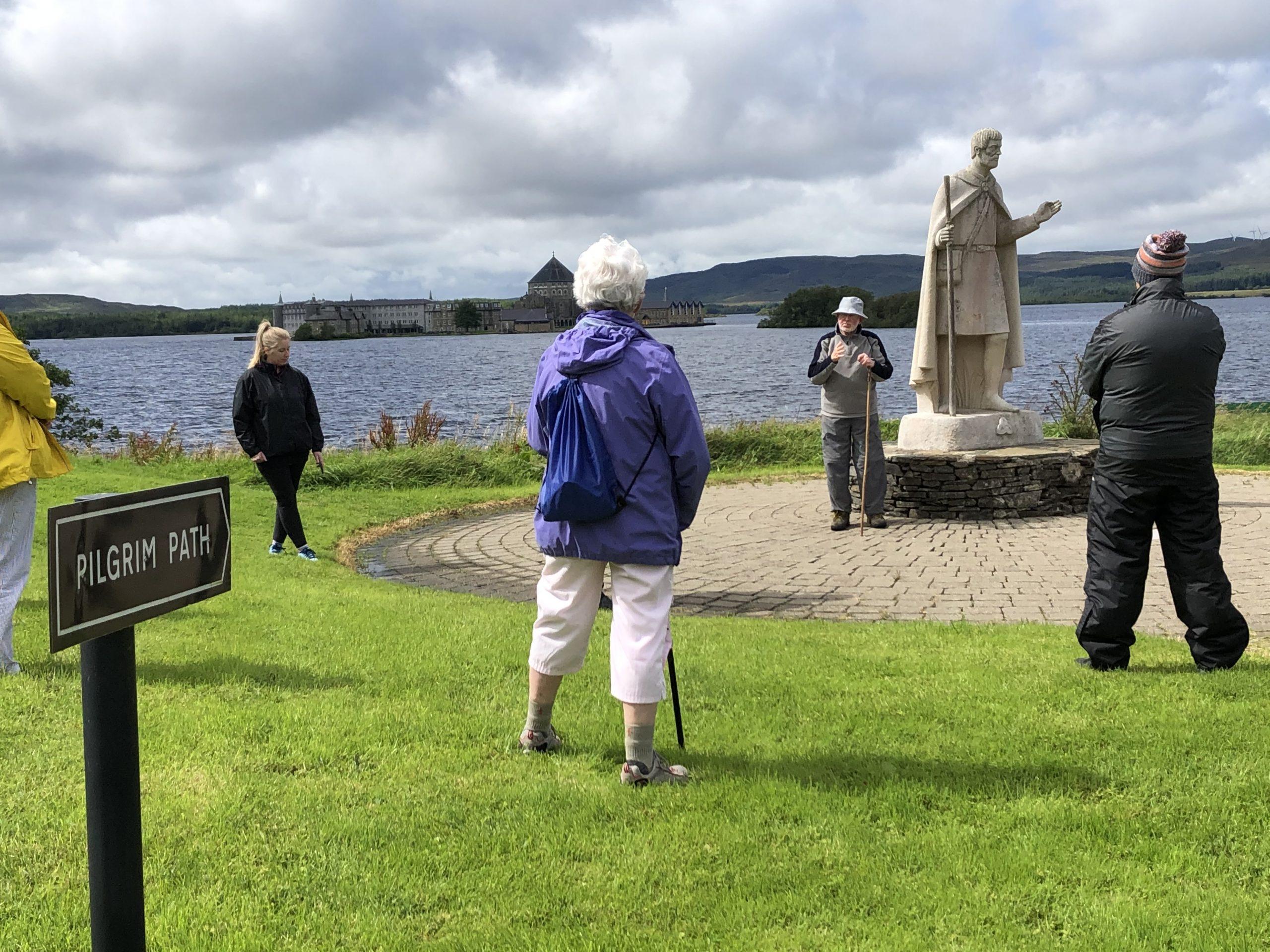 Lakeshore Pilgrimage Pilgrim Path Walk 2021